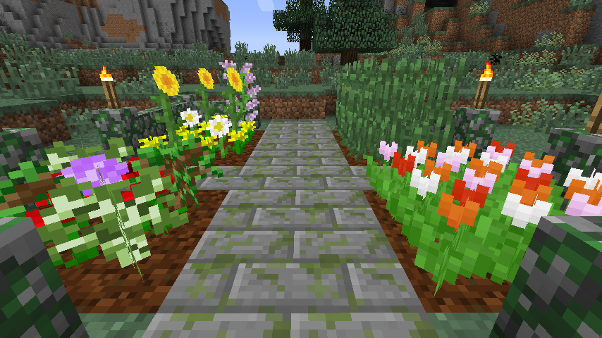 scr mixedplants Garden Stuff Screenshots