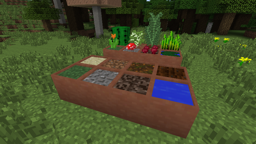 modpotsSubstrate Modular Flower Pots Screenshots